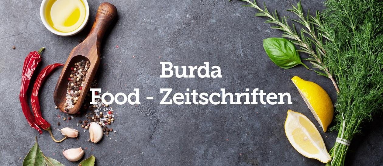 Burda Food-Zeitschriften